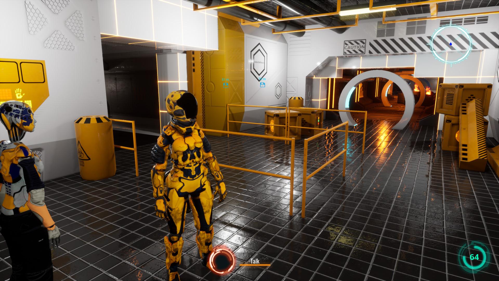 Геймплей - Robo Inc Project