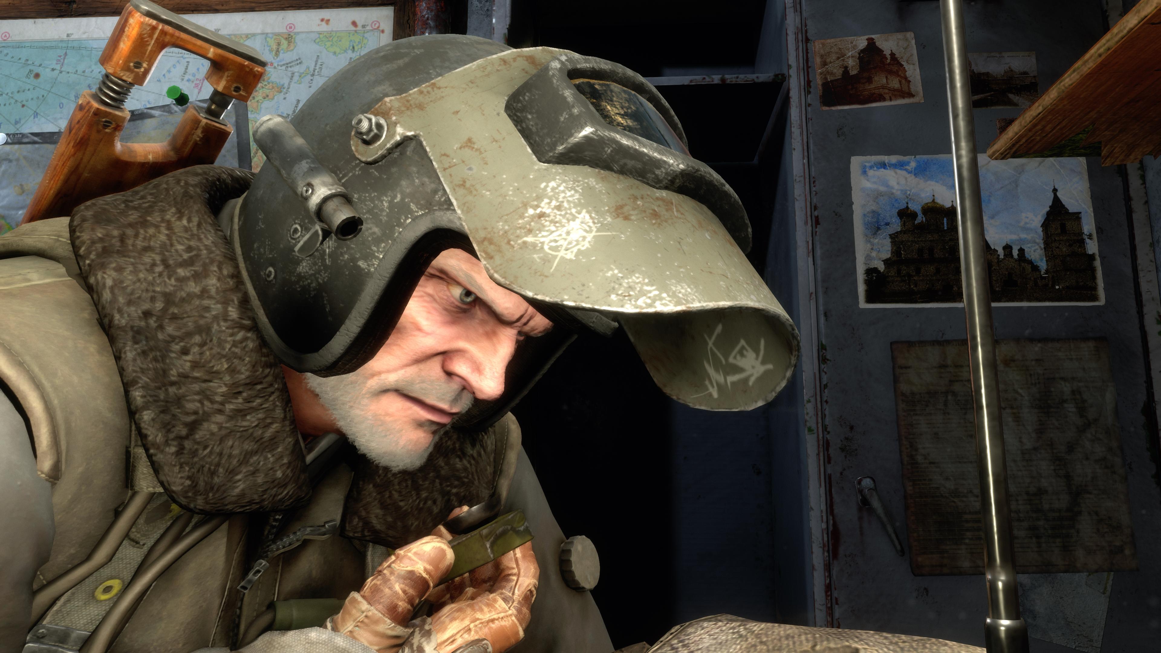 Metro Exodus скриншот с Xbox One X в 4к разрешении - Metro Exodus