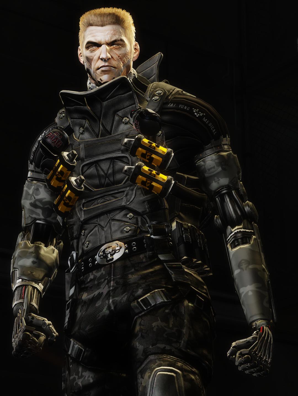 withopenarms.png - Deus Ex: Human Revolution
