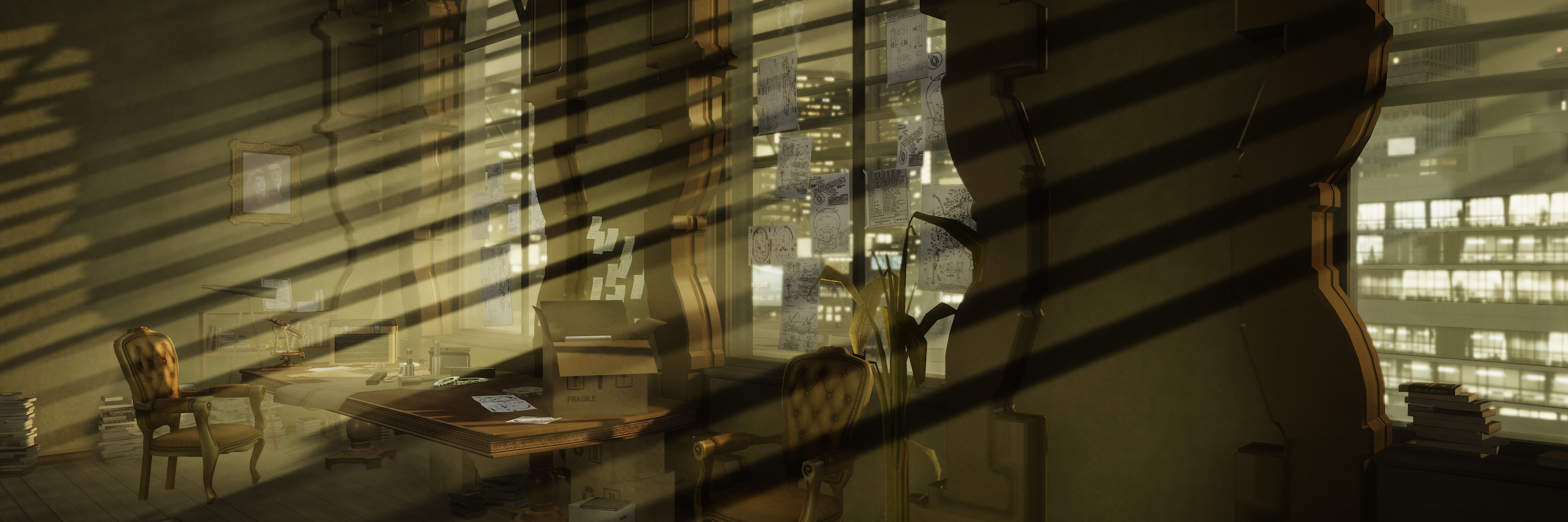 electricrelaxationalt.png - Deus Ex: Human Revolution