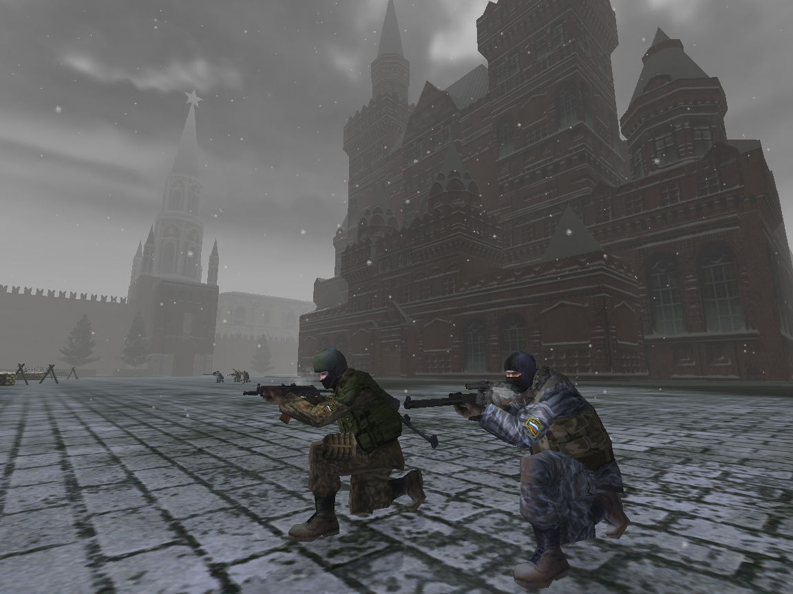 Ghost Recon - Vympel mod -спасибо - Tom Clancy's Ghost Recon Ghost Recon - Vimpel mod -спасибо