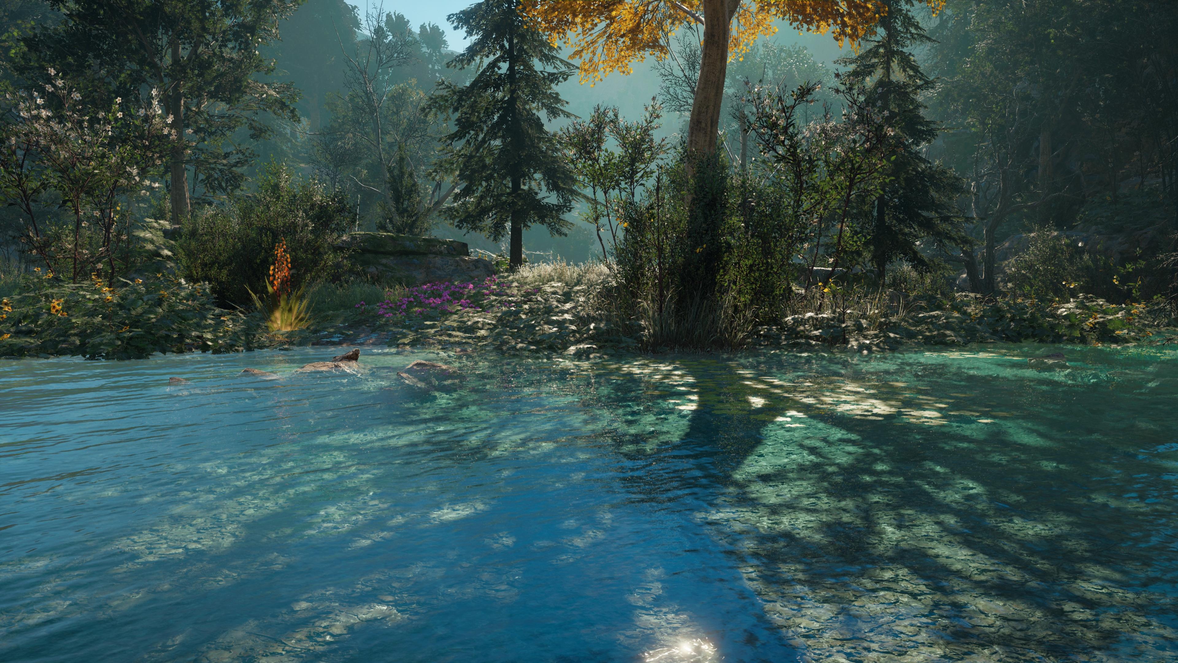 Far Cry: New Dawn скриншоты в 4k ультра Nvidia GeForce RTX 2080 - Far Cry: New Dawn