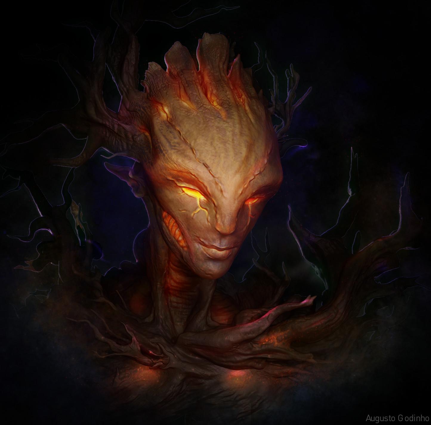 by Augusto Godinho - Elder Scrolls 5: Skyrim, the