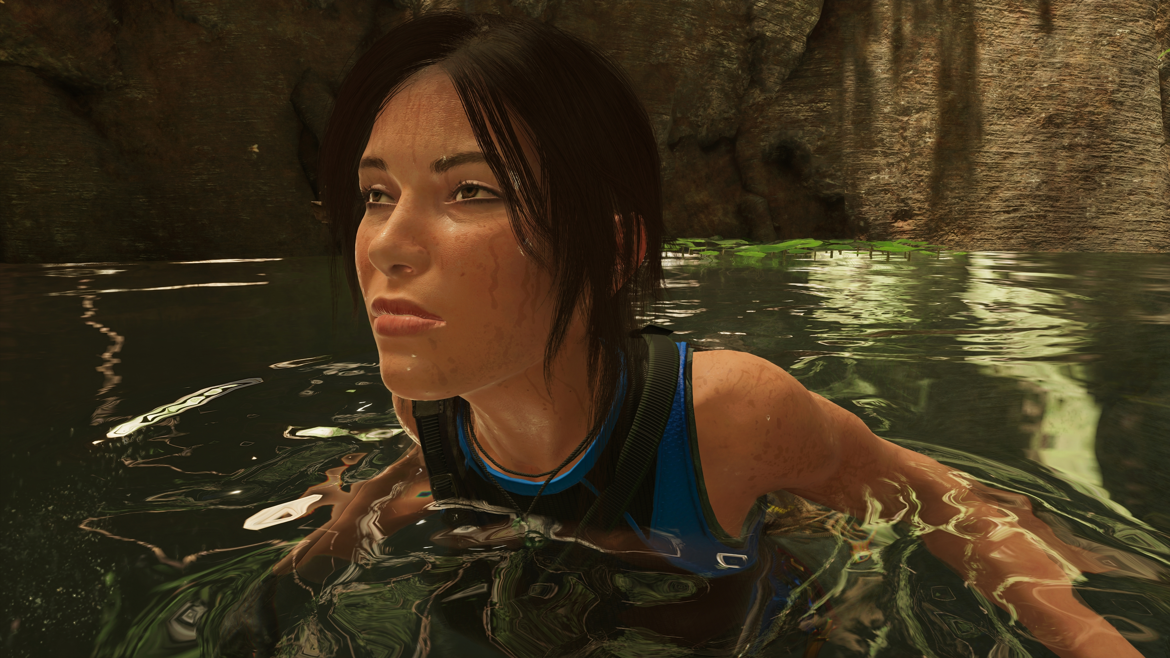 Shadow of the Tomb Raider скриншот 4k ultra graphics Nvidia GeForce RTX 2080 - Shadow of the Tomb Raider