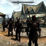 Elder Scrolls 5: Skyrim Рыцарь Обливиона и его слуги