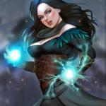 Witcher 3: Wild Hunt by Didi Esmeralda