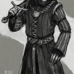 Witcher 3: Wild Hunt Вернон