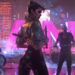 Cyberpunk 2077 by shuo SHI