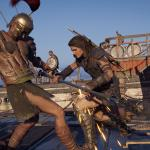 Assassin's Creed: Odyssey Assassin's Creed: Odyssey Кассандра скриншот в 4k ультра Nvidia GeForce RTX 2080