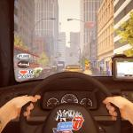 Taxi Simulator Геймплей