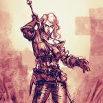 Witcher 3: Wild Hunt by ibrahem swaid