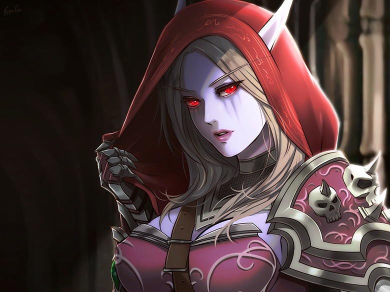 by Esther Shen - World of Warcraft