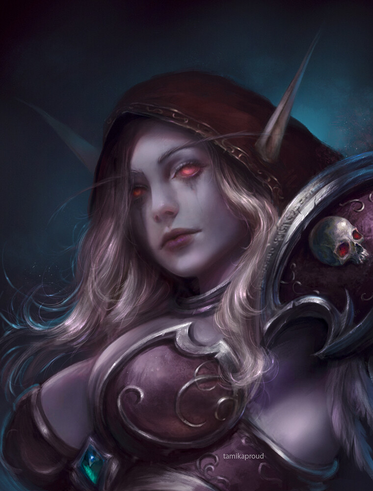 by Tatiana Hordiienko - World of Warcraft