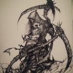 Darksiders 3 by Caglayan Kaya Goksoy