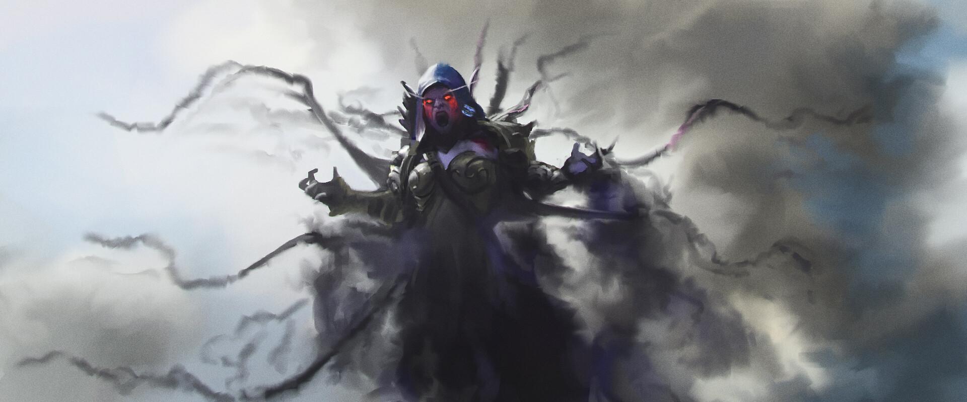 by Adrian Virlan - World of Warcraft