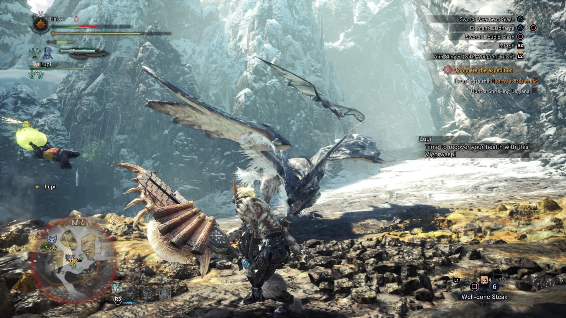 Iceborne - Monster Hunter: World