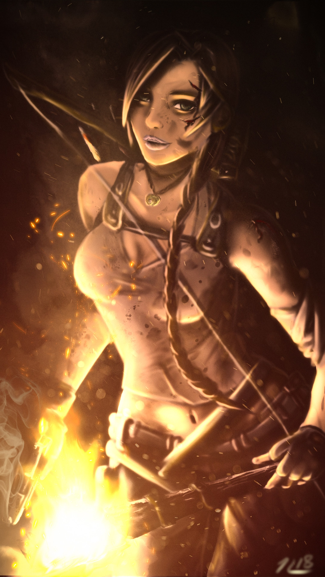 by Tyler LaManno - Rise of the Tomb Raider
