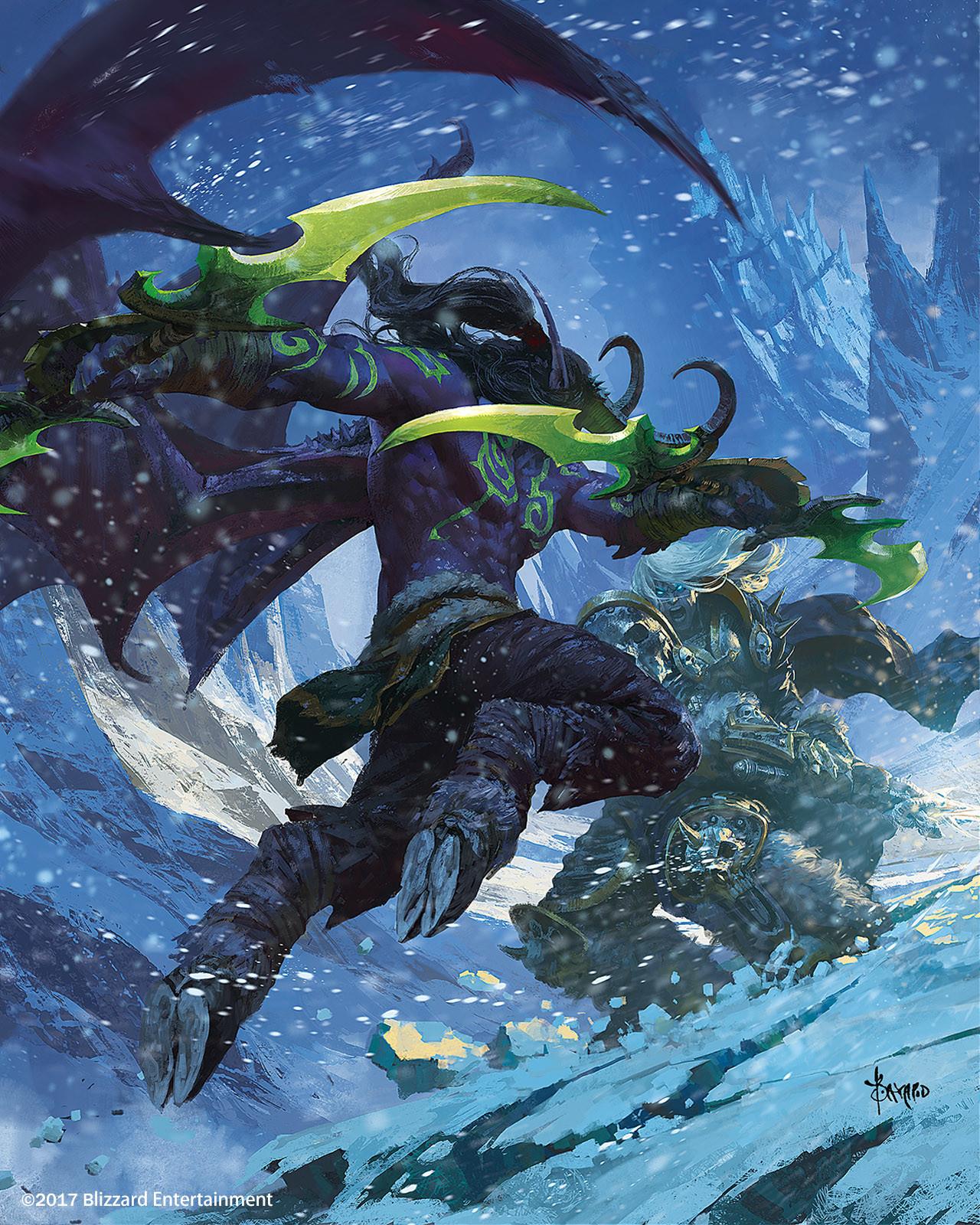 by Bayard Wu - World of Warcraft