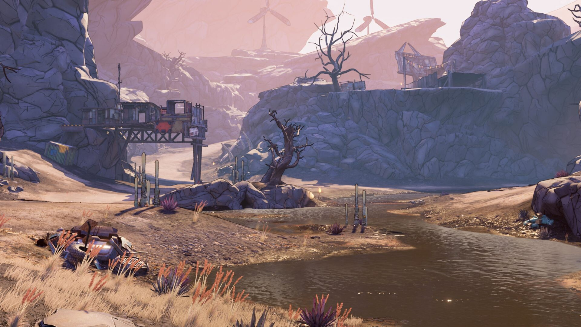 Локация - Borderlands 3