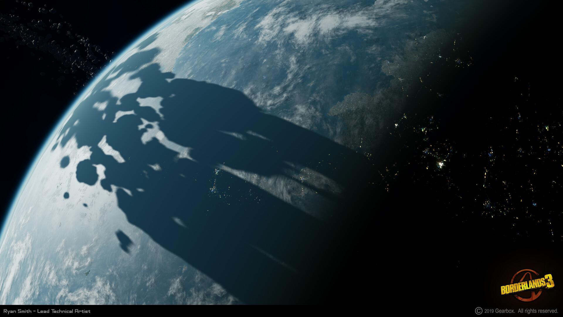 Планета - Borderlands 3