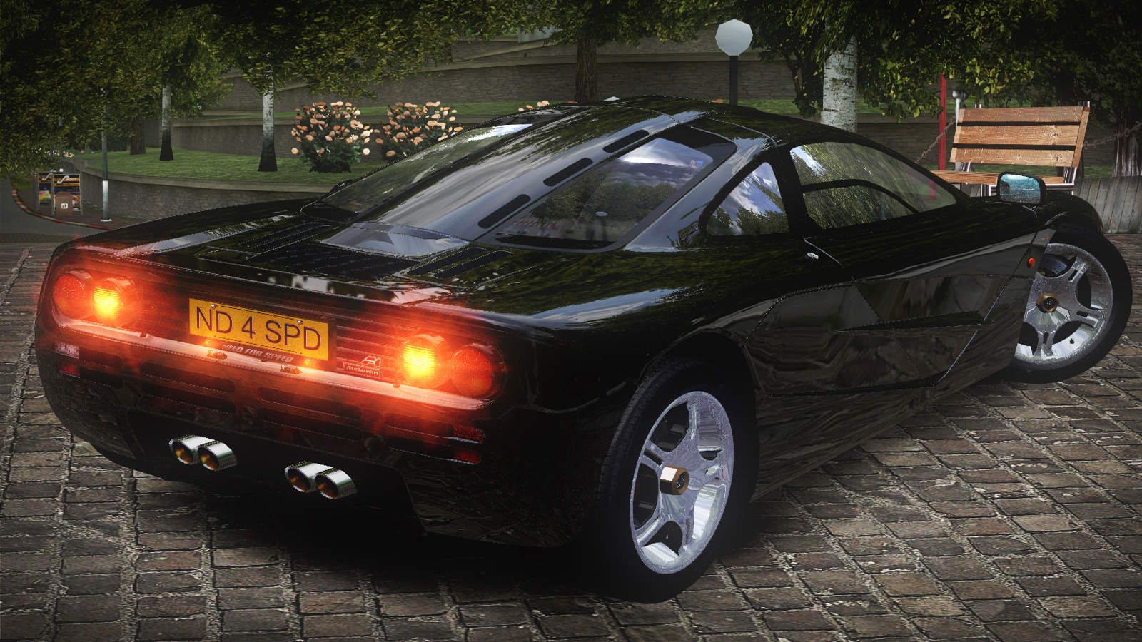 McLaren F1 NFS2 Edition by Alex.Ka. - Need for Speed: Most Wanted (2005) mclaren f1, Автомобиль
