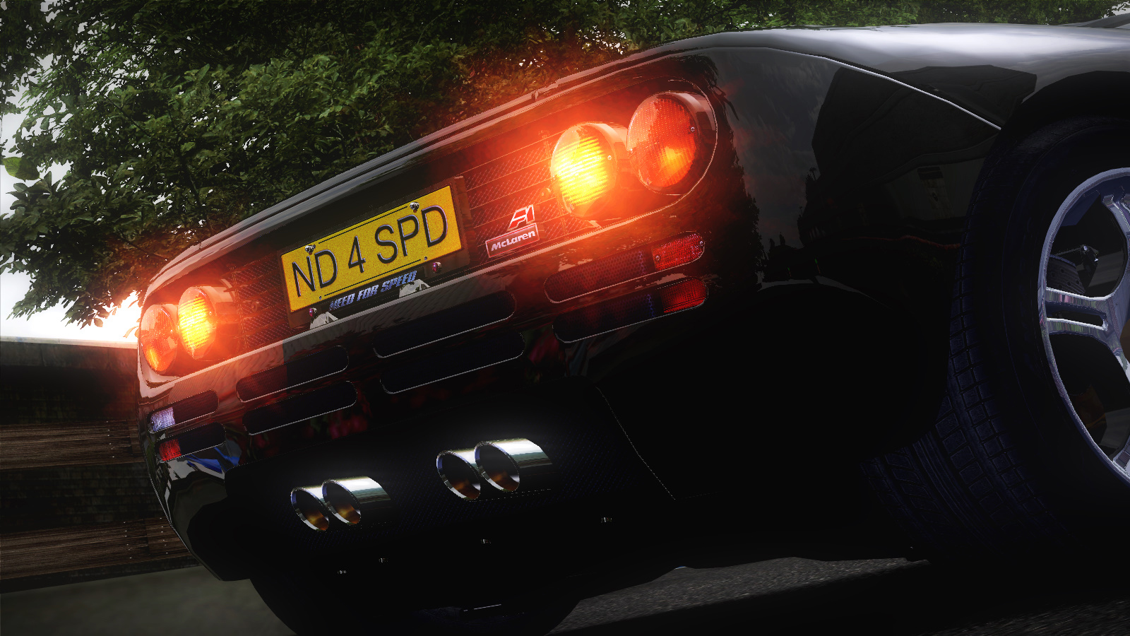 McLaren F1 NFS2 Edition by Alex.Ka. - Need for Speed: Most Wanted (2005) mclaren f1, Автомобиль