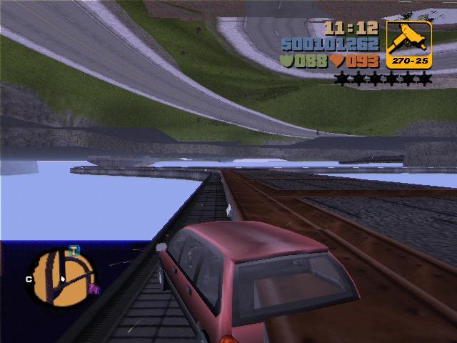 006 - Grand Theft Auto 3