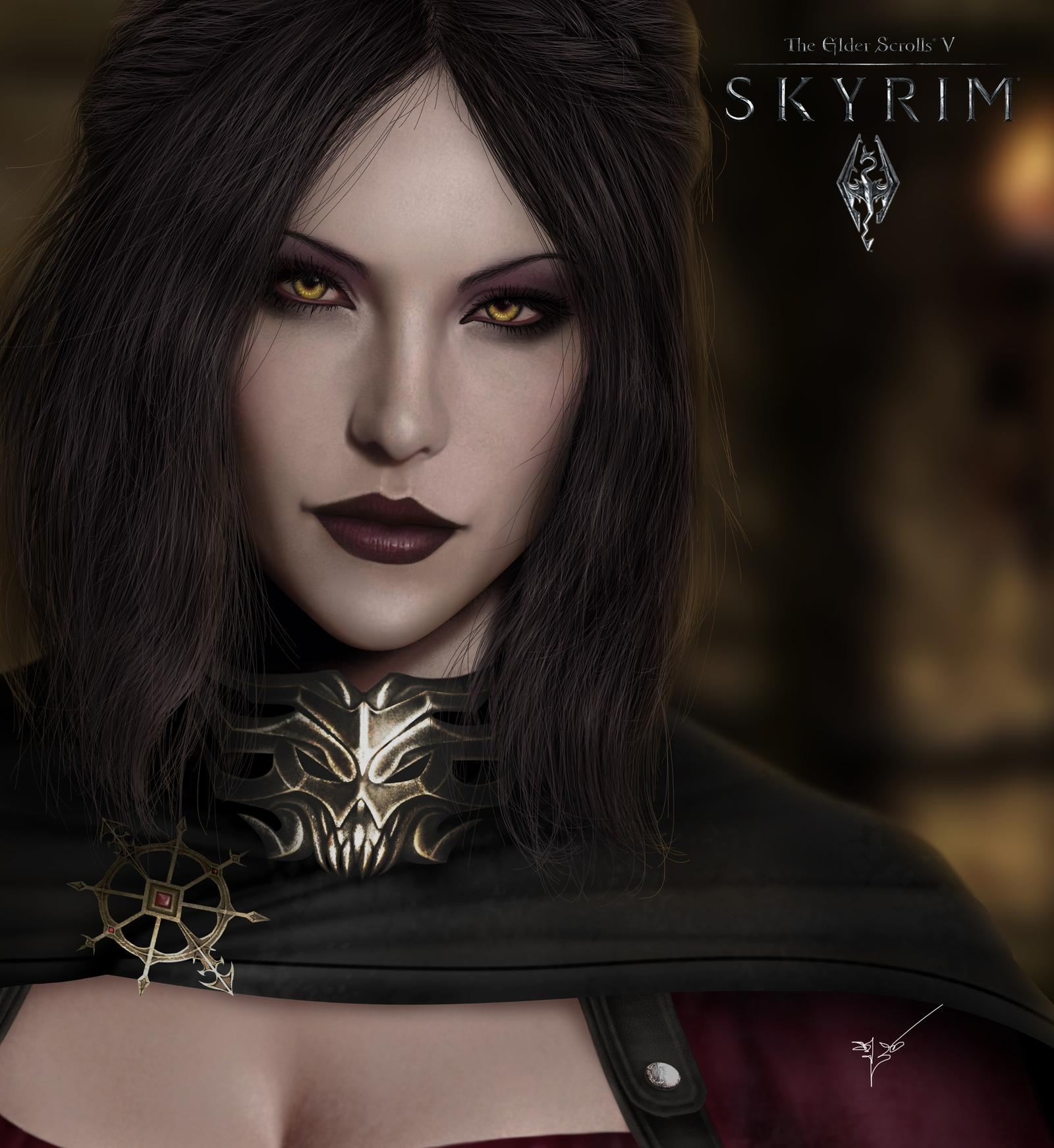 by thanomluk - The Elder Scrolls 5: Skyrim