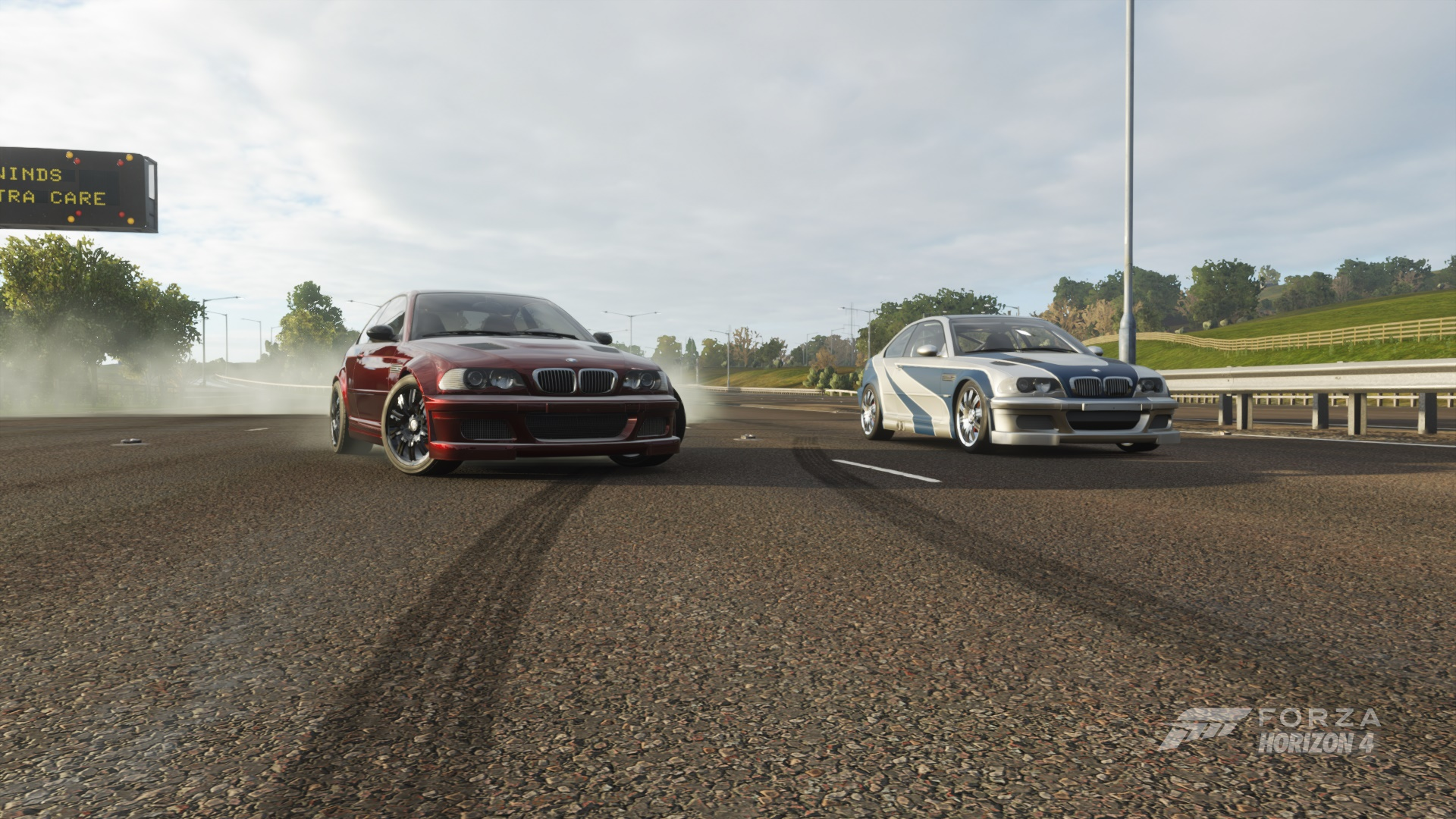 бибики - Forza Horizon 4