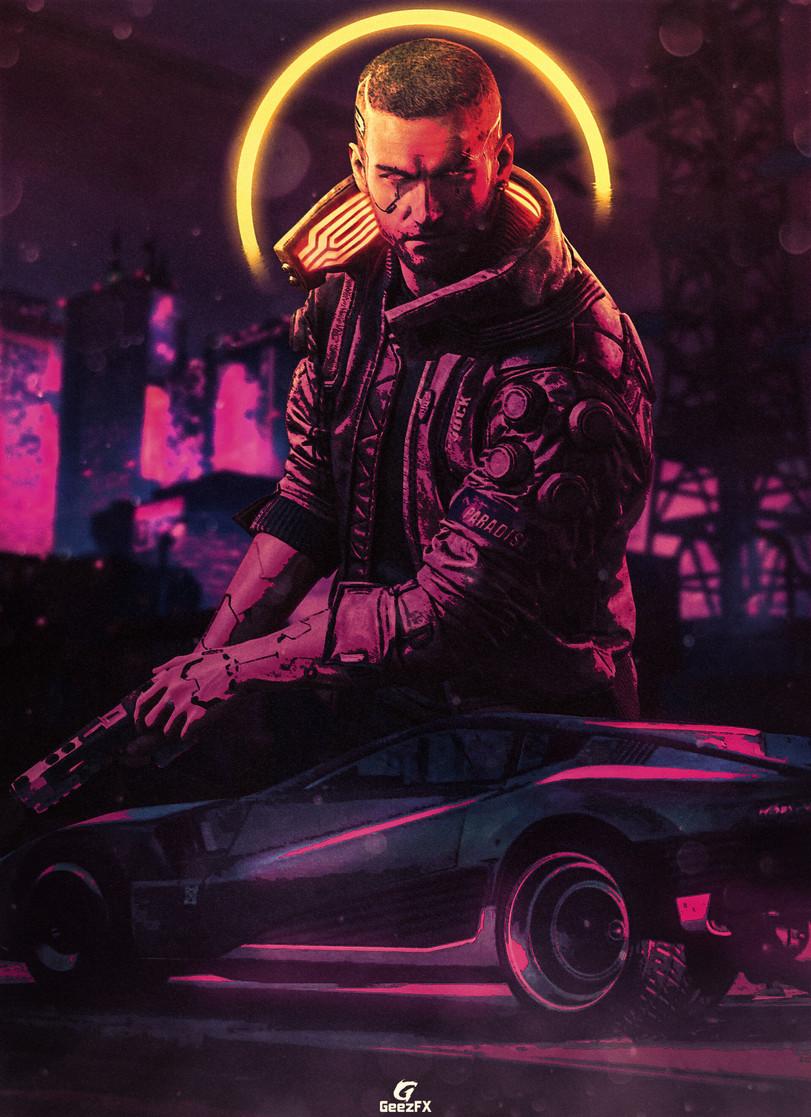 V-(Cyberpunk-2077)-Cyberpunk-2077-Игры-Игровой-арт-5480665.jpeg - Cyberpunk 2077
