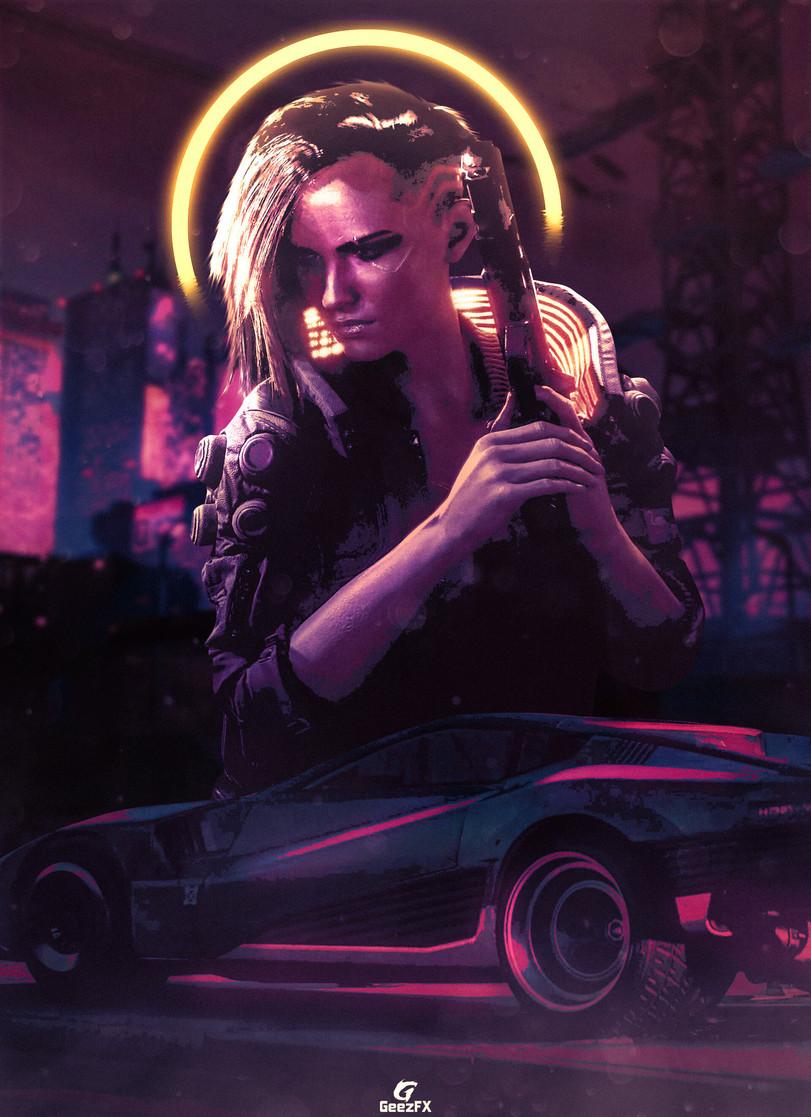 V-(Cyberpunk-2077)-Cyberpunk-2077-Игры-Игровой-арт-5480666.jpeg - Cyberpunk 2077