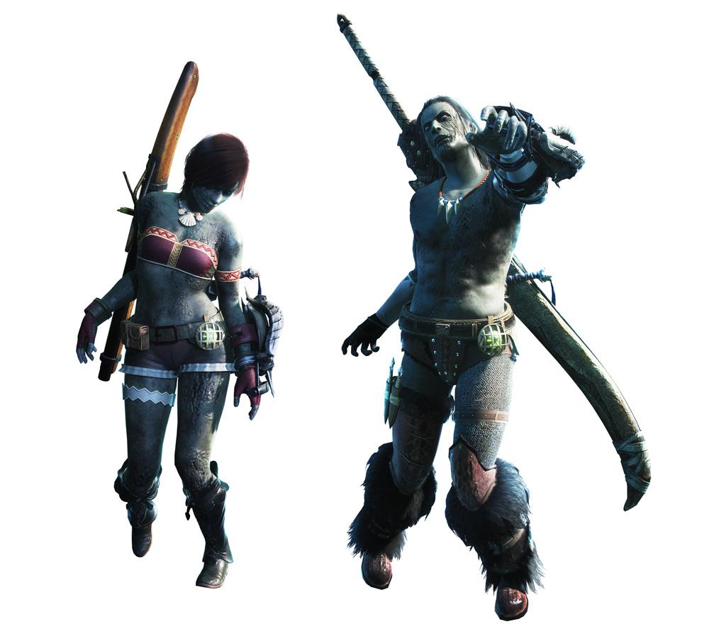 Коллаборация с Resident Evil 2 - Monster Hunter: World