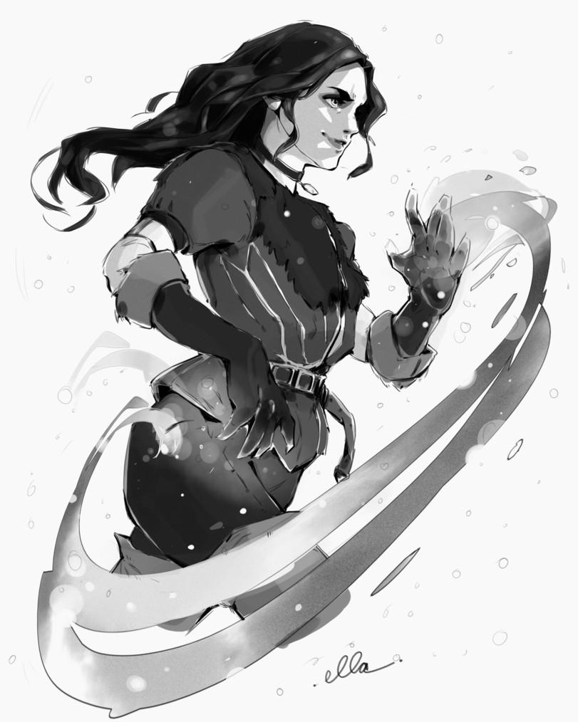 The-Witcher-фэндомы-Йеннифер-Witcher-Персонажи-5481774.jpeg - Witcher 3: Wild Hunt, the