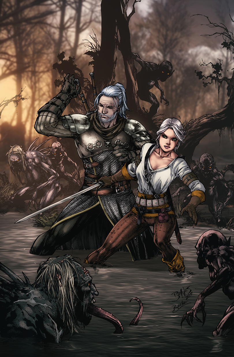 The-Witcher-фэндомы-Геральт-Witcher-Персонажи-5484663.png - Witcher 3: Wild Hunt, the