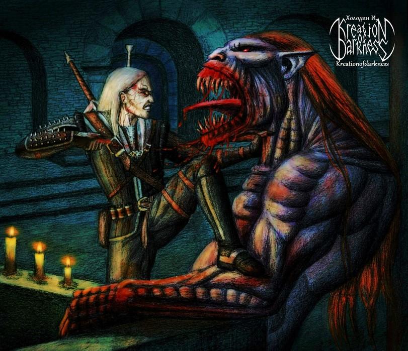 The-Witcher-фэндомы-Геральт-Witcher-Персонажи-5485468.jpeg - Witcher 3: Wild Hunt, the