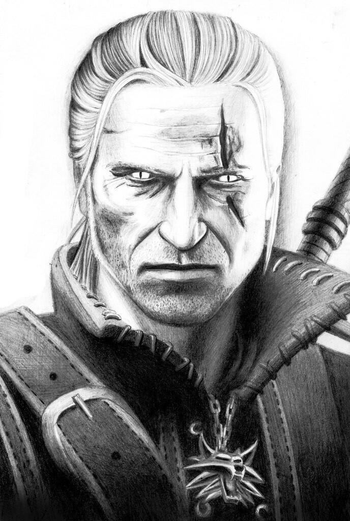 The-Witcher-фэндомы-Геральт-Witcher-Персонажи-5485469.jpeg - Witcher 3: Wild Hunt, the
