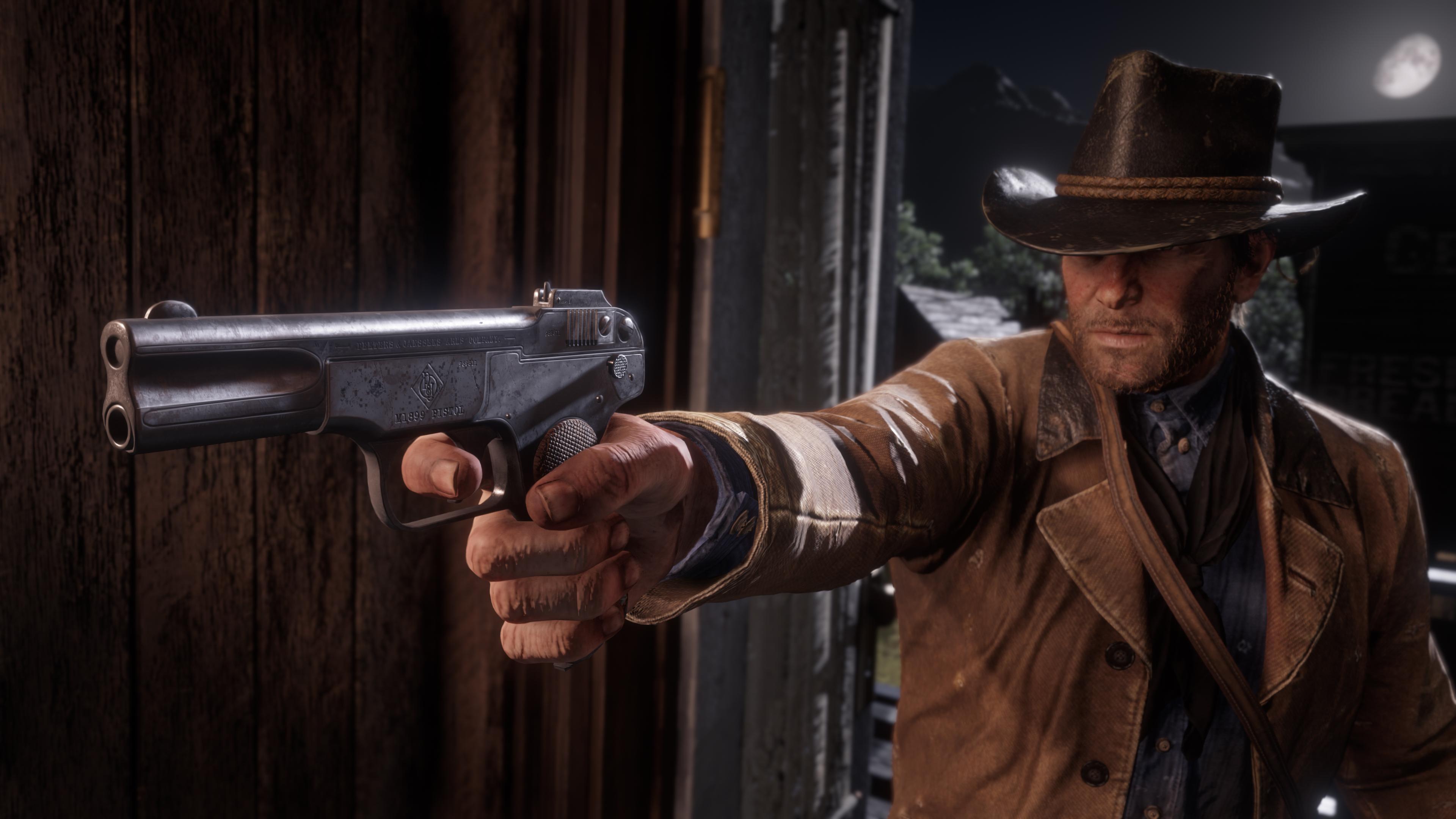 ПК-версия - Red Dead Redemption 2