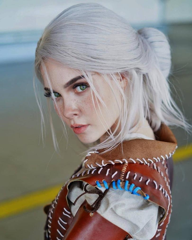 Ilona-Bugaeva-Ciri-Witcher-Персонажи-The-Witcher-5488729.jpeg - Witcher 3: Wild Hunt, the