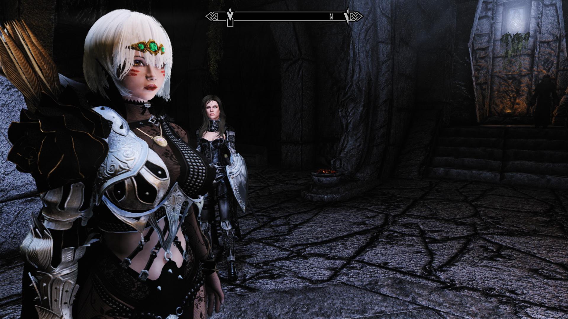 Мой игровой персонаж - Elder Scrolls 5: Skyrim, the