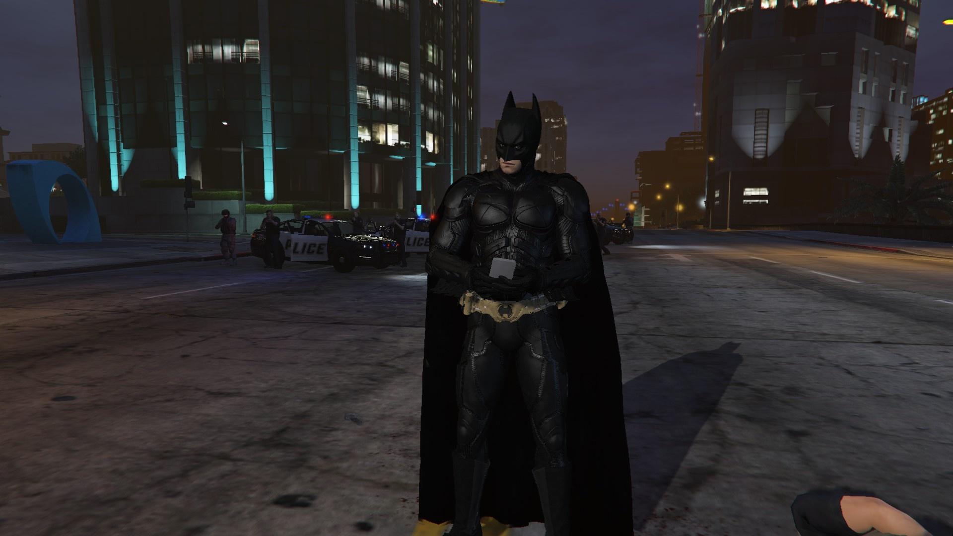 Бэтмен - Grand Theft Auto 5