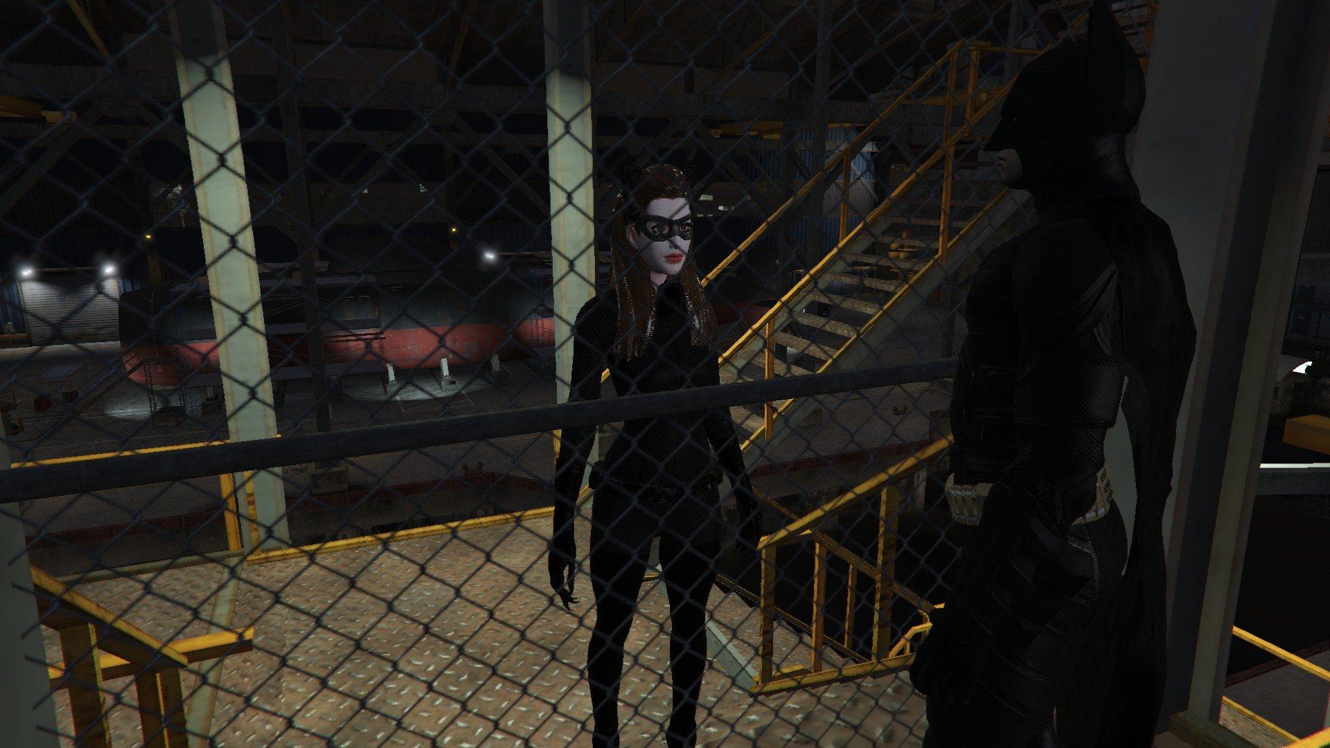 Женщина-кошка - Grand Theft Auto 5