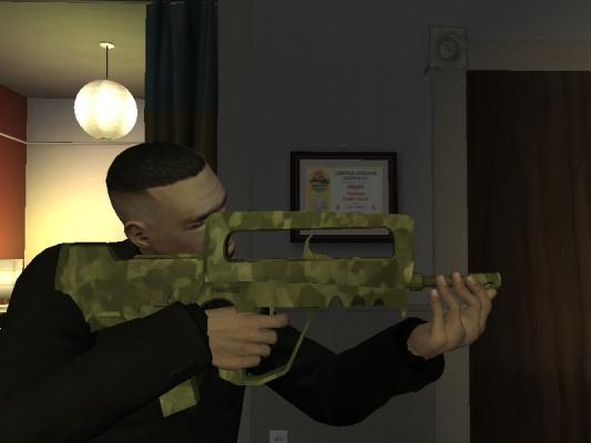 FAMAS - Grand Theft Auto 3