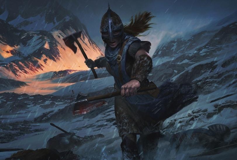 Skyrim-The-Elder-Scrolls-фэндомы-Воины-(Fantasy)-5497704.jpeg - Elder Scrolls 5: Skyrim, the