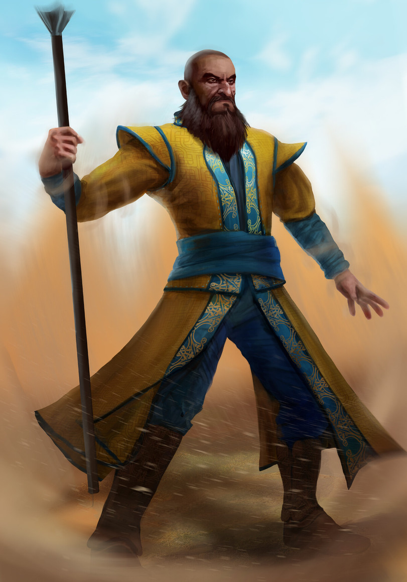 The-Witcher-фэндомы-Аамад-Anton-Kumetsky-5498594.jpeg - Witcher 3: Wild Hunt, the