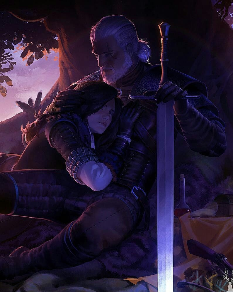 Geralt-of-Rivia-Witcher-Персонажи-The-Witcher-фэндомы-5500790.jpeg - Witcher 3: Wild Hunt, the
