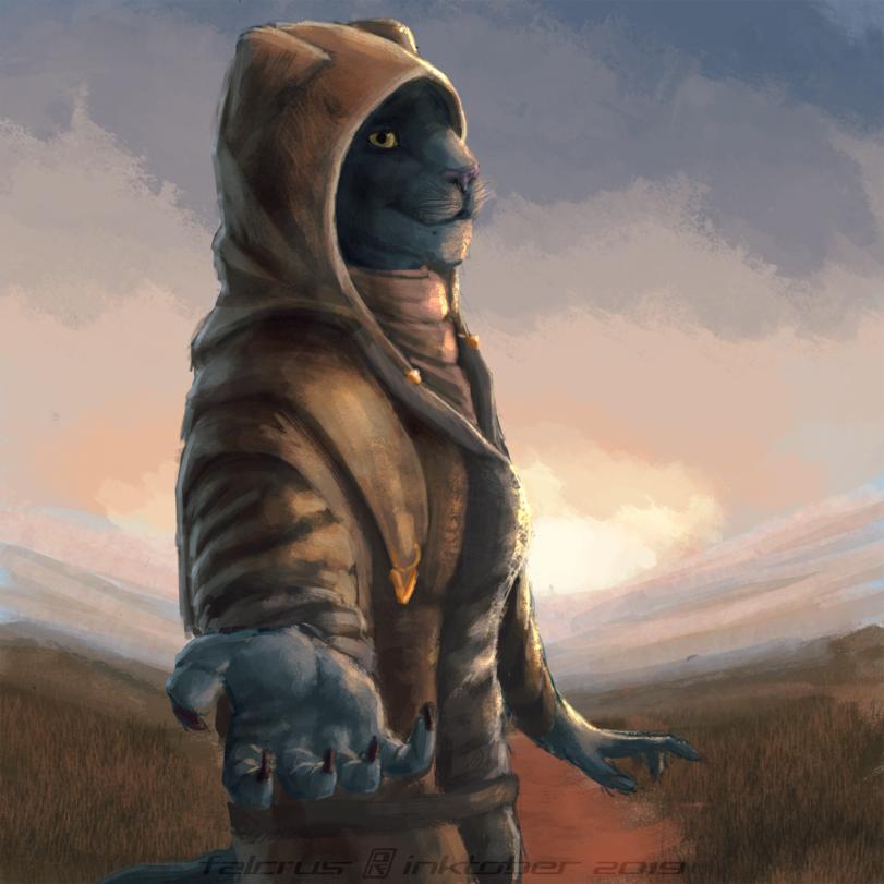 TESO-The-Elder-Scrolls-фэндомы-Каджитка-5502705.png - Elder Scrolls 5: Skyrim, the