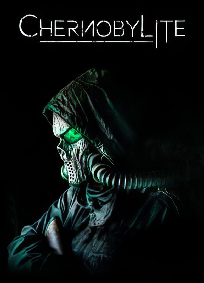 Обложка - Chernobylite