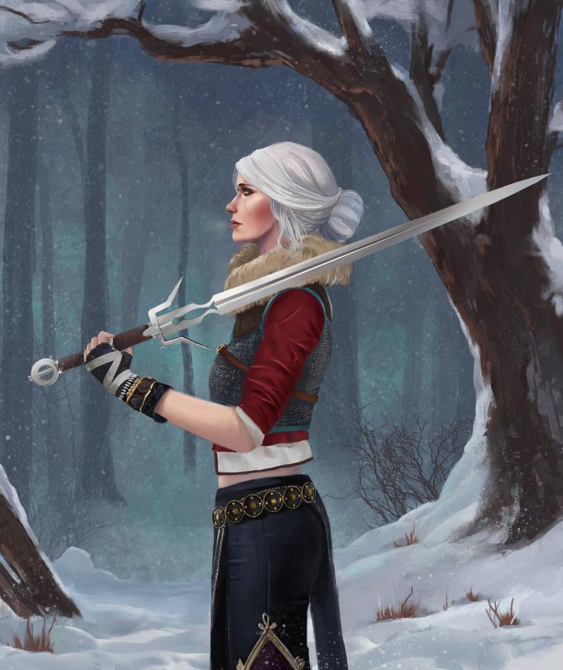Lyumos-Cyberpunk-2077-Игры-cosplay-5500246.jpeg - Witcher 3: Wild Hunt, the