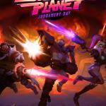 Battle Planet: Judgment Day Обложка