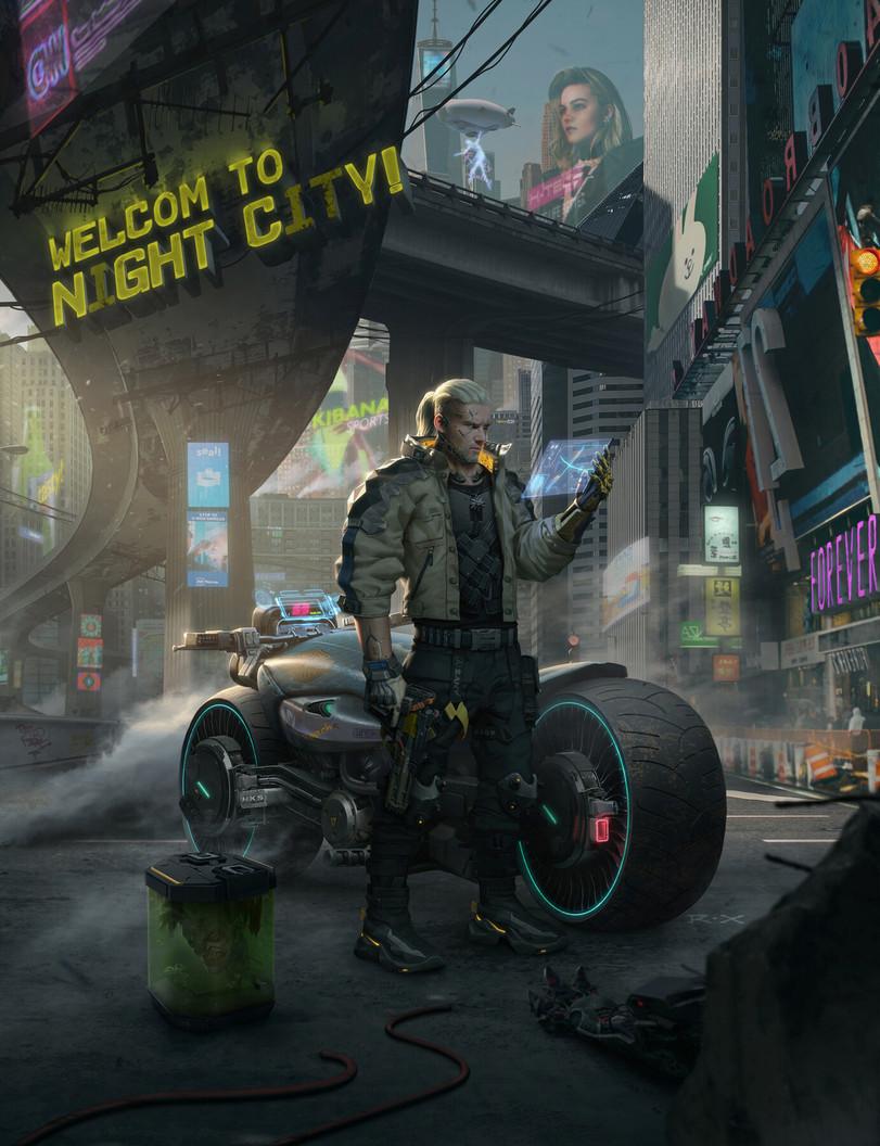 The-Witcher-фэндомы-Геральт-Witcher-Персонажи-5504283.jpeg - Cyberpunk 2077